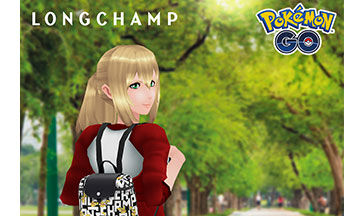 Longchamp X Pokémon聯名系列