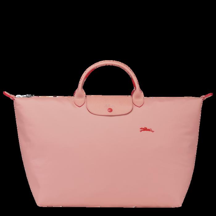 Le Pliage Club 旅行包大号, 粉红色
