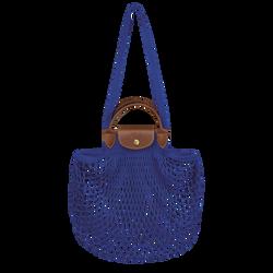 手提包, 蓝色