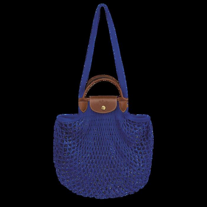 手提包, 蓝色 - 查看 1 3 - 放大