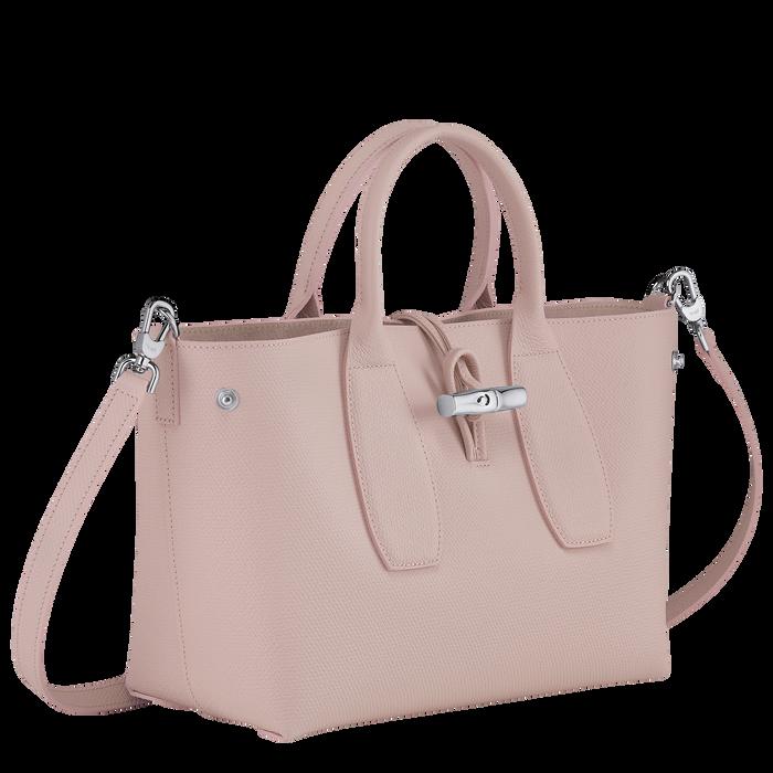 手提包中号, 粉色/象牙色 - 查看 3 5 - 放大