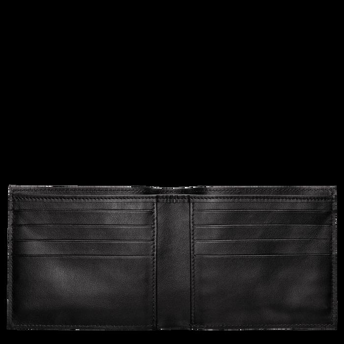 钱包, 黑色/乌木色 - 查看 2 2 - 放大