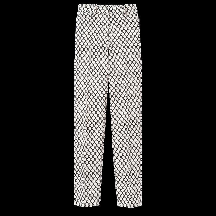 2021 春夏系列 牛仔褲, 黑色
