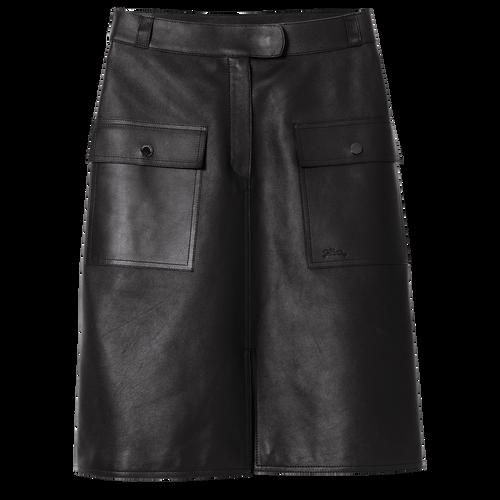 Collection Printemps/Été 2021 裙, 黑色