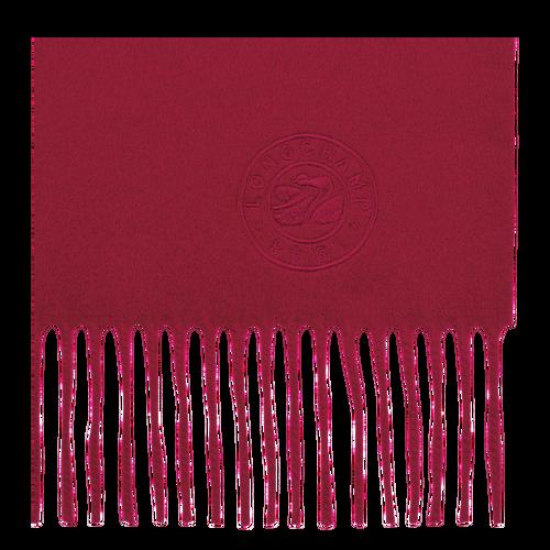 2021 秋冬系列 女士披肩, 红色