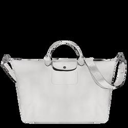 旅行袋 L, 銀色