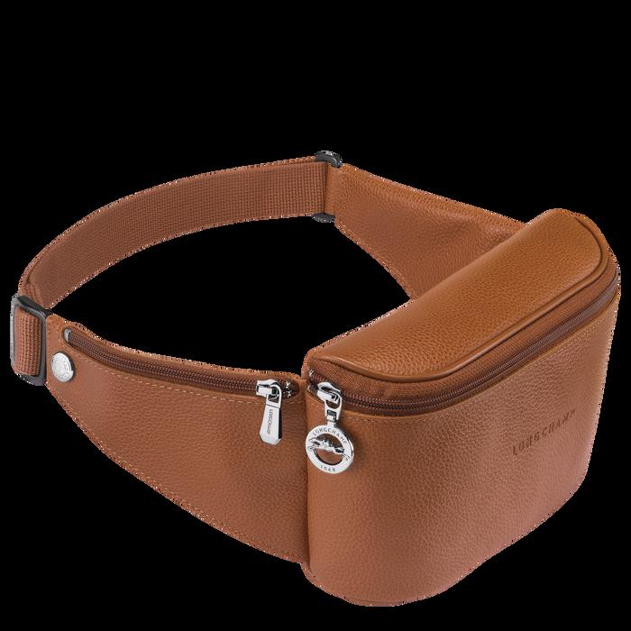 Le Foulonné系列 腰包, 淡红褐色