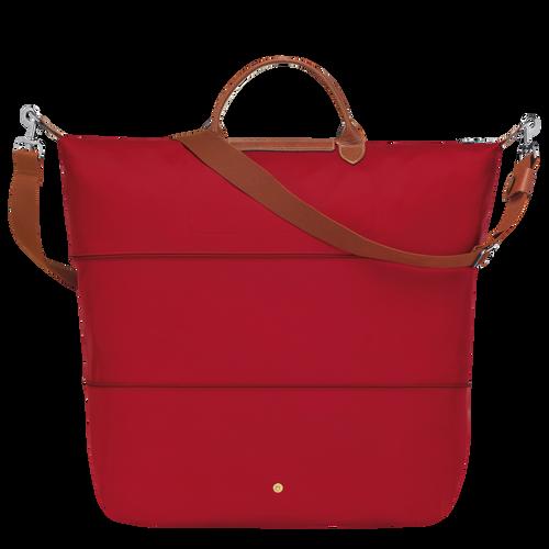 旅行包, 红色, hi-res - 查看3 4