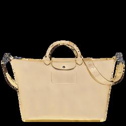 旅行袋 L, 淡金色
