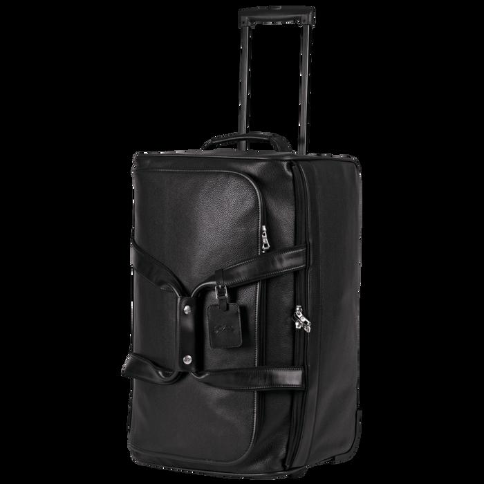 带轮行李包, 黑色, hi-res - 查看2 3