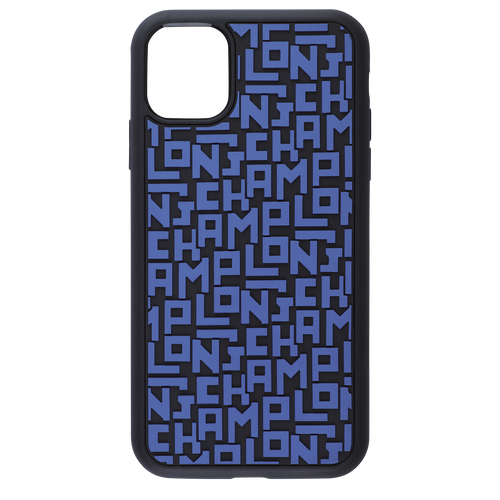 Le Pliage Iphone 11 手机壳, 黑色/海军蓝
