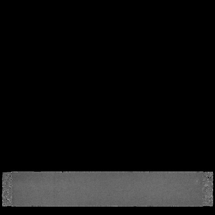 2021 秋冬系列 女士披肩, 金属灰