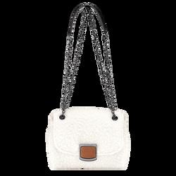 Crossbody bag S, Ivory