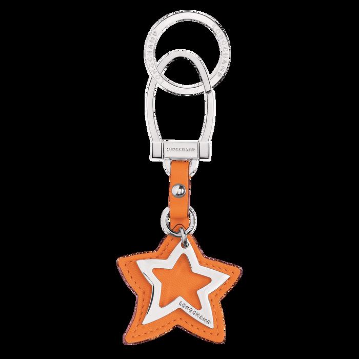 钥匙扣, 橙色, hi-res - 查看1 1