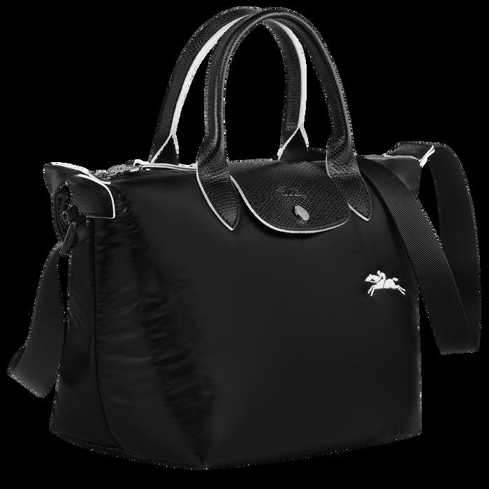 Le Pliage 系列 手提包小号, 黑色