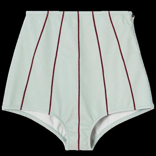 短裤, 淡绿色, hi-res - 查看1 1