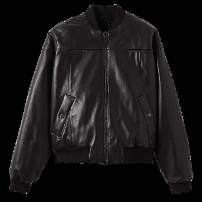 2021 秋冬系列 夹克, 黑色