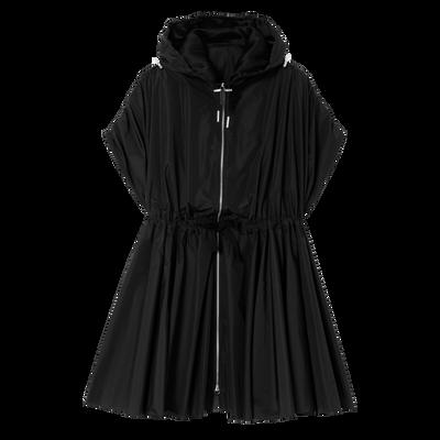 雨衣, 黑色, hi-res