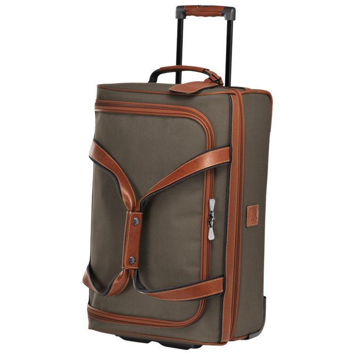 带轮行李包, 棕色, hi-res - 查看2 3