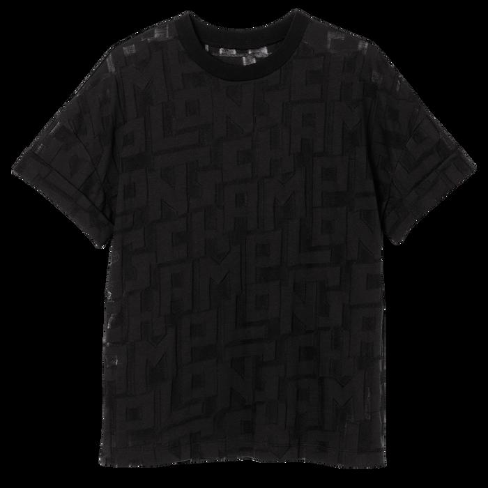 2021 年春夏系列 T 恤, 黑色