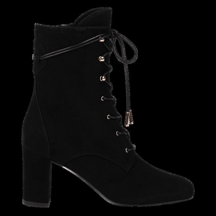 踝靴, 黑色, hi-res - 查看3 4