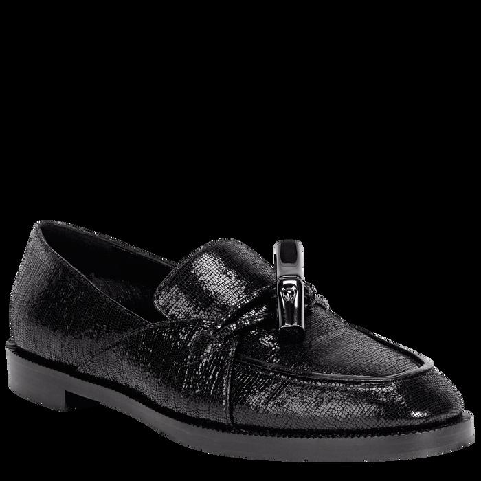 乐福鞋, 黑色, hi-res - 查看2 3