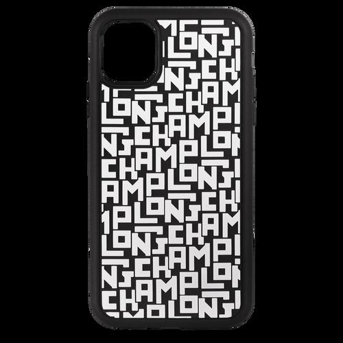 Le Pliage Iphone 11 手机壳, 黑/白色