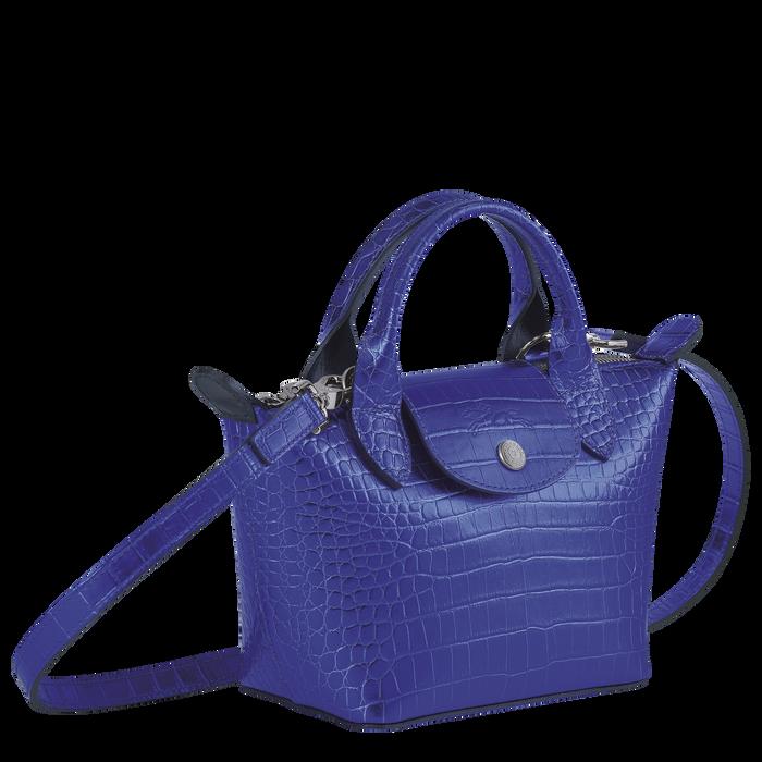 手提包 XS, 蓝色 - 查看 2 3 - 放大