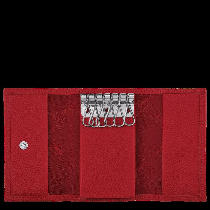 Le Foulonné 系列 钥匙包, 红色