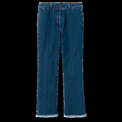 2021 秋冬系列 长裤, 牛仔色