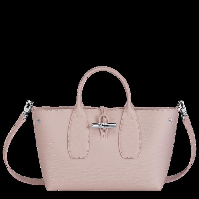 手提包中号, 粉色/象牙色 - 查看 2 5 - 放大