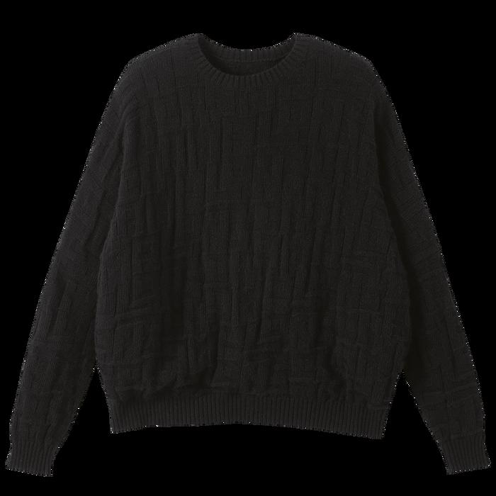 Collection Printemps/Été 2021 套衫, 黑色