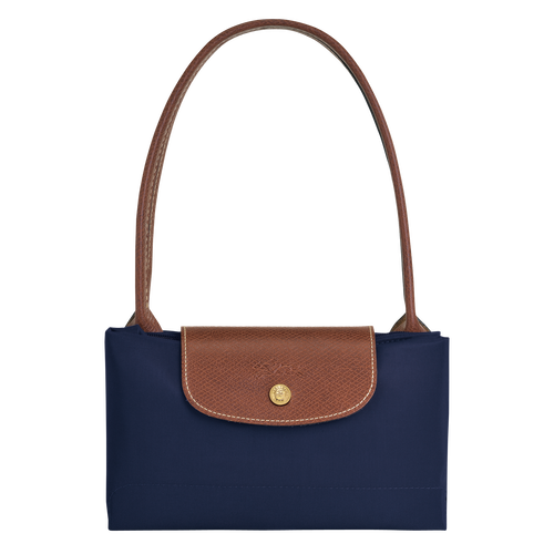 Le Pliage Original 单肩包小号, 海军蓝色