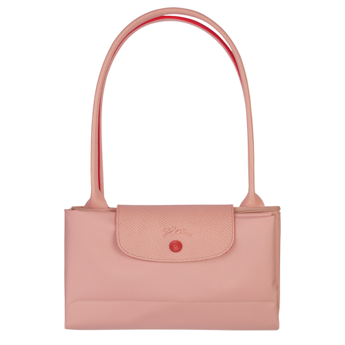 Le Pliage Club 单肩包大号, 粉红色