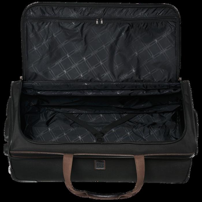 带轮行李包, 黑色, hi-res - 查看3 3