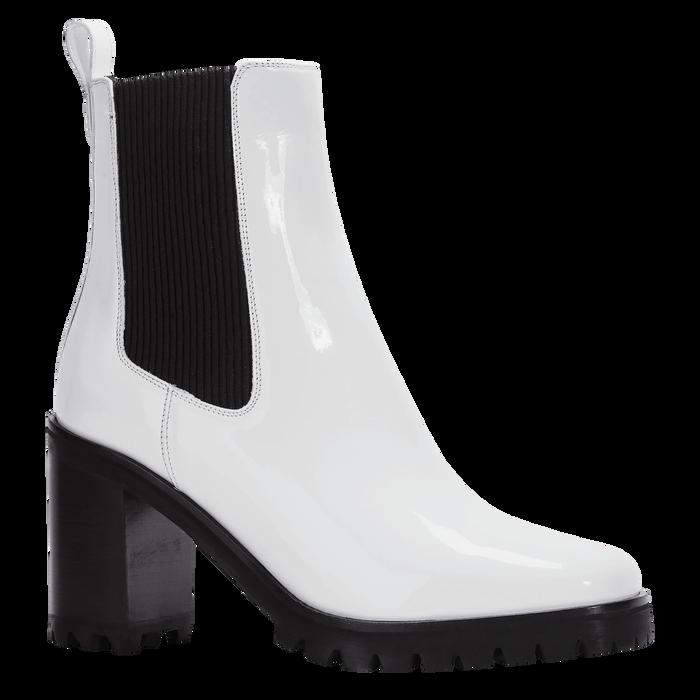踝靴, 白色, hi-res - 查看2 2