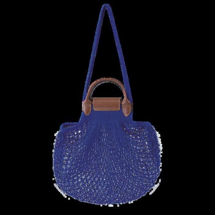 手提包, 蓝色 - 查看 3 3 - 放大