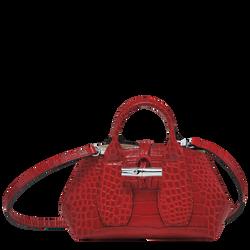 Top handle bag XS, Marmelade