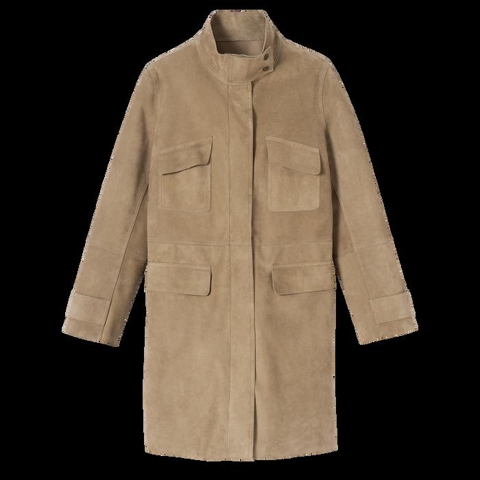 2021 春夏系列 大衣, 卡其色