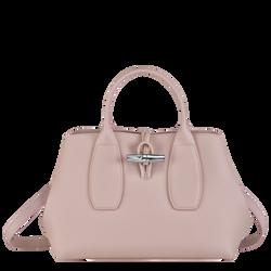 手提包中号, 粉色/象牙色