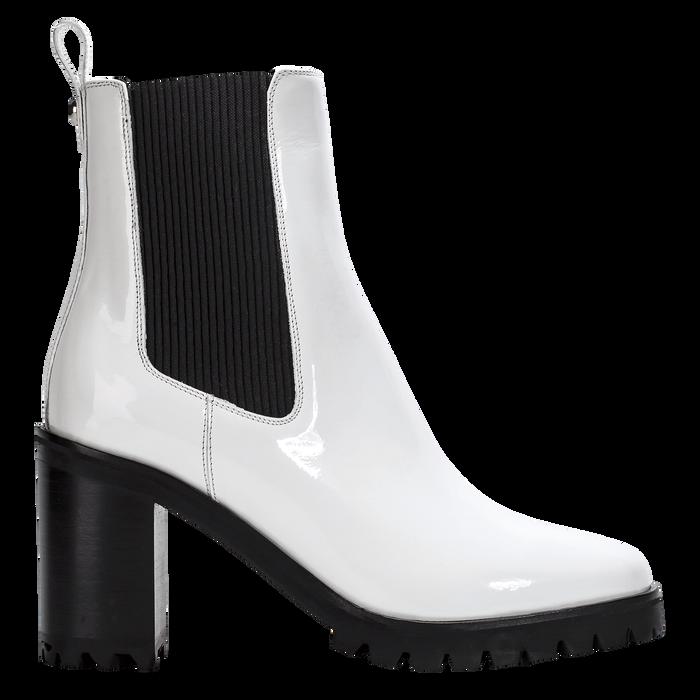 踝靴, 白色, hi-res - 查看1 2