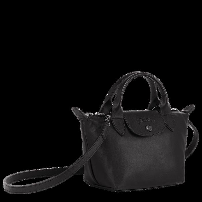 手提包 XS, 黑色/乌木色 - 查看 2 4 - 放大