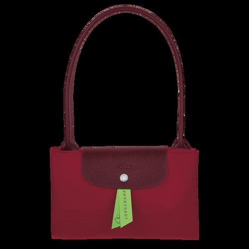 Le Pliage Green 单肩包大号, 红色