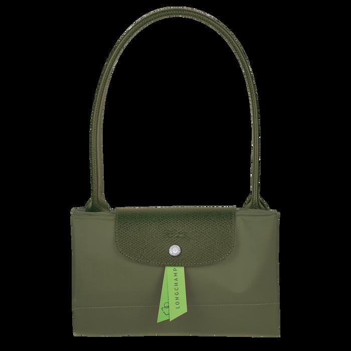 Le Pliage Green 单肩包大号, 森林