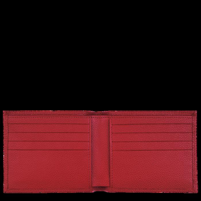 钱包, 红色 - 查看 2 2 - 放大