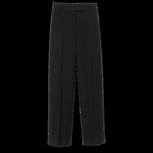 Collection Printemps/Été 2021 長褲, 黑色