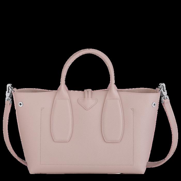 手提包中号, 粉色/象牙色 - 查看 4 5 - 放大