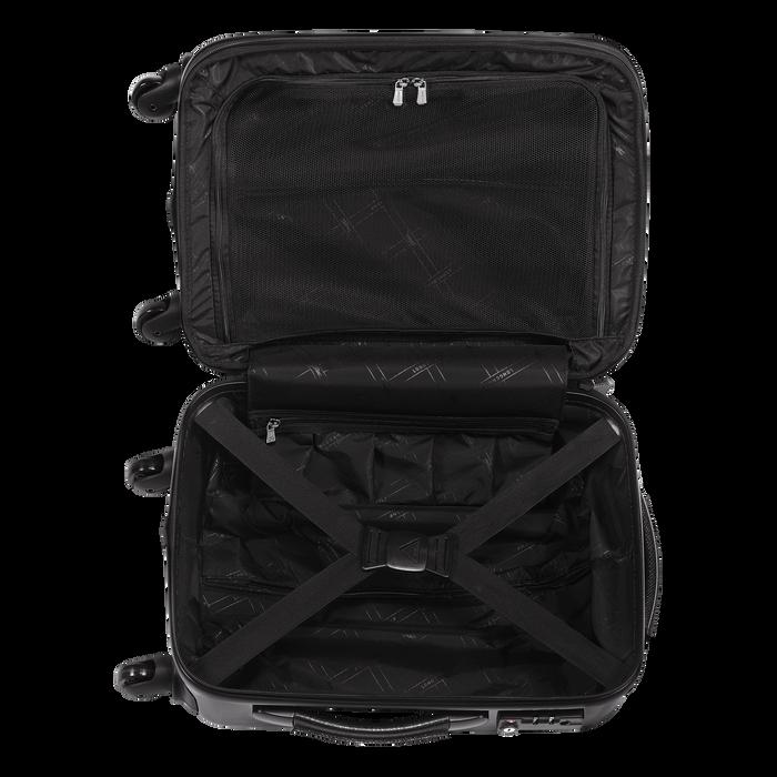 轮式行李袋, 黑/白色, hi-res - 查看3 3