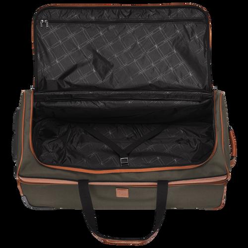 带轮行李包, 棕色, hi-res - 查看3 3