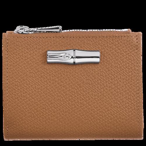 Roseau 紧凑型钱包, 自然色